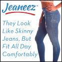 Jeaneez - As Seen On TV