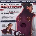 As Seen On TV Relief Wrap Product