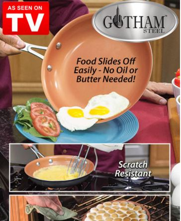 As Seen On TV Gotham Steel