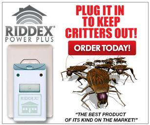 Riddex Power Plus