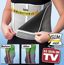 Slim Away Abs Belt